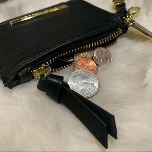 Steve Madden card and ID keychain wallet!